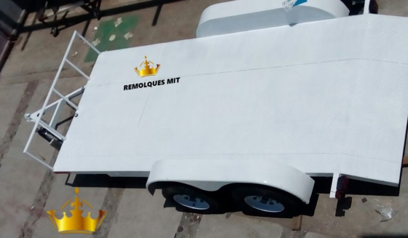 Remolque Cama Baja RCB-3 completo