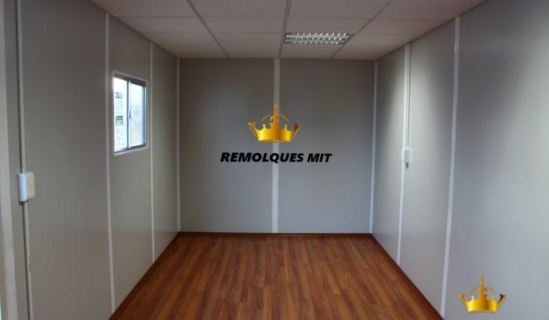 Oficina Móvil OM-4 completo