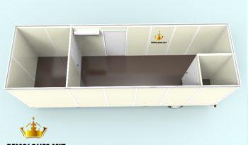 Oficina Móvil OM-8 completo