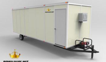 Bodega Movil BDM-8 completo
